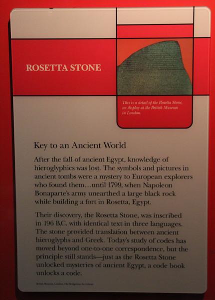 Rosetta Sone as code