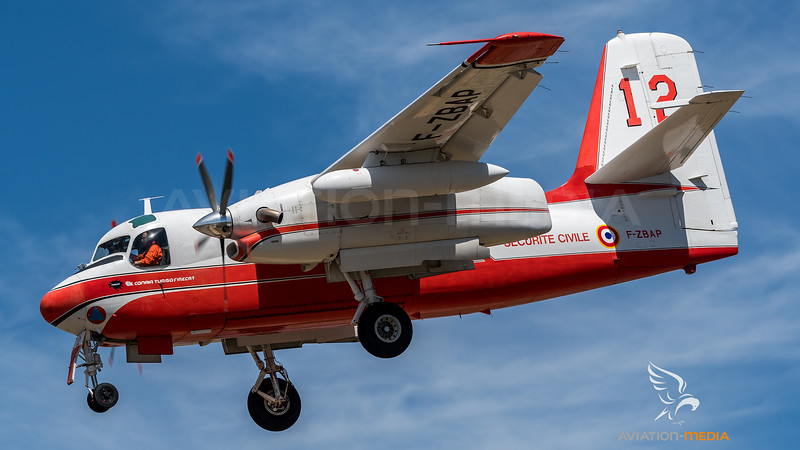 Securite Civile / Conair S-2 Turbo Firecat / F-ZBAP