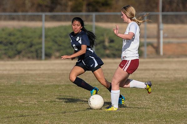 03-10-2014 NC girls Soccer