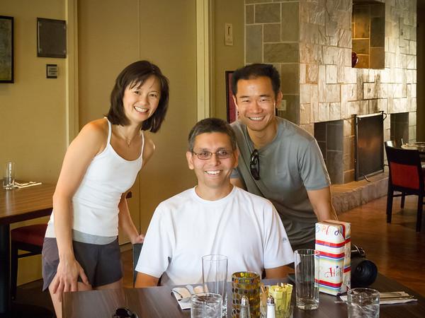 2012 06/20 to 06/24: Eric's Surprise Birthday Trip