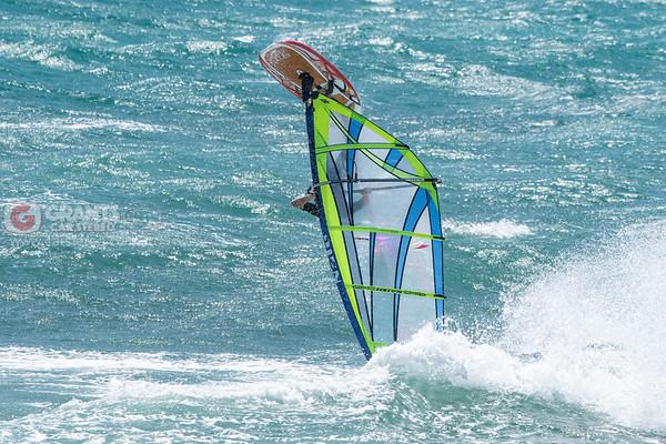 Mettams Pool windsurfing 09/02/2020