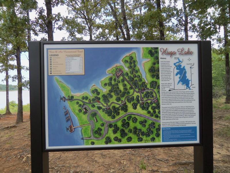 Oklahoma: Bois D'arc Trail