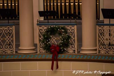 LEC Christmas Musicial Arts BFA Concert 2015
