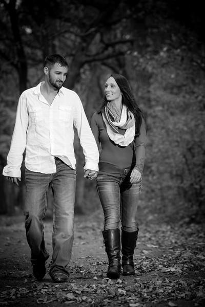 Abe & Ashley's Engagement Photos