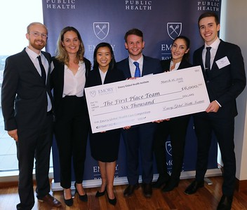 2019 International Global Health Case Competition