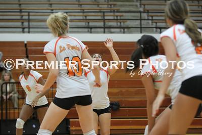La Porte Freshman A Volleyball vs Baytown Sterling 9/27/2011