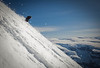 """""""The Longest Run"""". Scenes from a one-day ascent of Alberta's highest peak, Jasper National Park."""