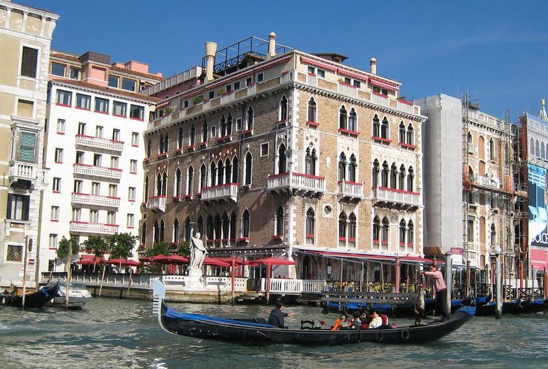Venice - Our Hotel - Bauer Il Palazzo