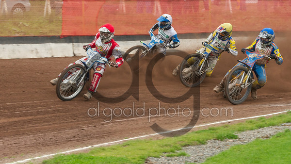 Glasgow Tigers v Ipswich Witches (25 August 2013)