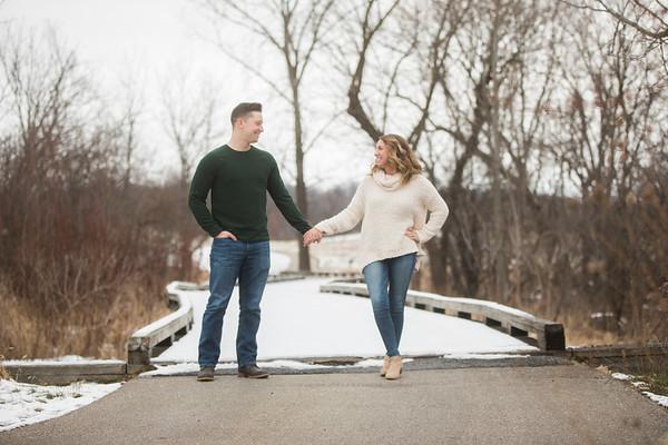 Katherine & Brett