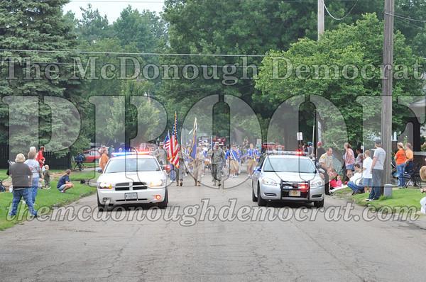 2009 Fall Festival Parade