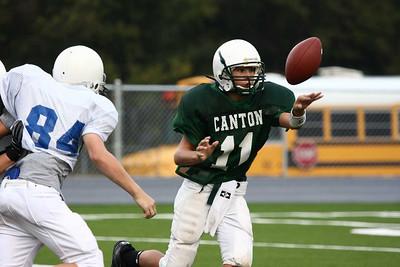 JR. High, Canton v Sulpher Springs, Sept.13, 2007