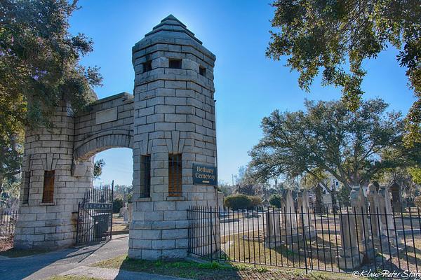 Bethany Cemetery, Charleston, SC 2015