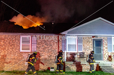 20190317 - Hermitage - House Fire