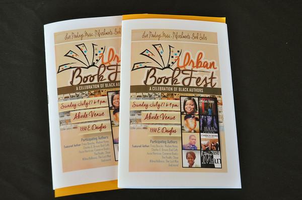 Urban Book Fest 'A Celebration of Black Authors' July 27, 2014