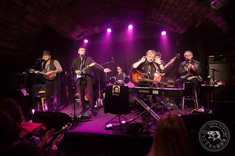 Austin Blues Band, Caveau des Augustins, 22 décembre 2012, © Joëlle Verbrugge