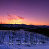 Yukon panoramic sunrise 2