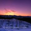 Yukon panoramic sunrise 2