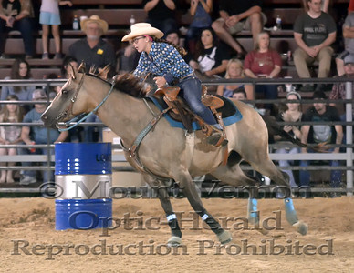 2017 Jr Barrel Racing Saturday 9/2/2017