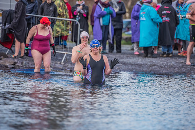 The Welsh Winter Swim - 250m Challenge