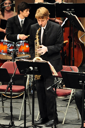 5-11 Big Band Blow Out Jazz Concert