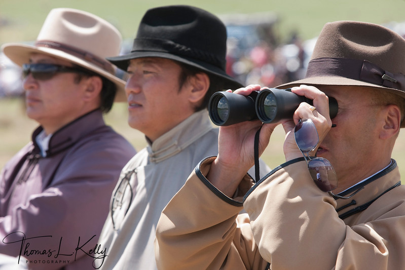 Annual Naadam Festival in Bunkhan Valley.