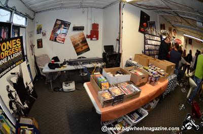 Rhino Records Pop Up Store - Los Angeles, CA - June 5, 2011