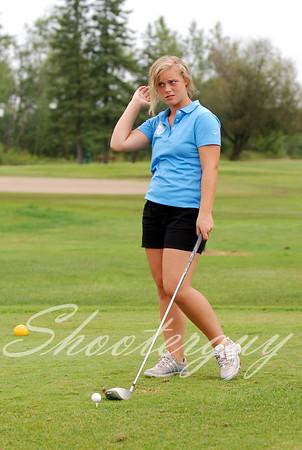 SHS Girls Golf 2013