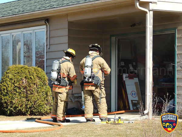 House fire on March 11, 2017