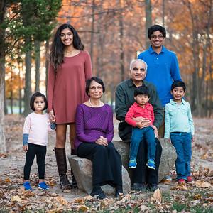 Nina's Family Portraits