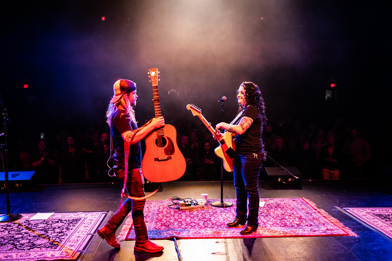 One Night Standards Tour - Ashley McBryde performs at the Gillioz Theatre in Springfield, MO.