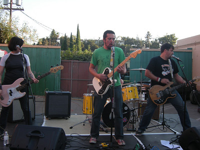 Eagle Rock Music Festival - Los Angeles, CA - October 3, 2009