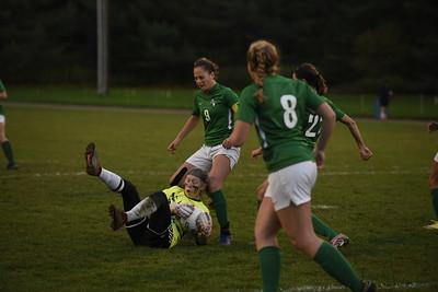 Montpelier vs Milton girls soccer