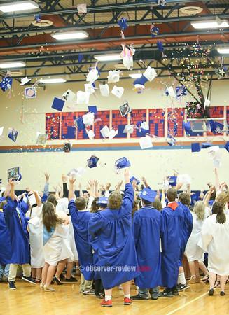 Penn Yan Graduation 2017
