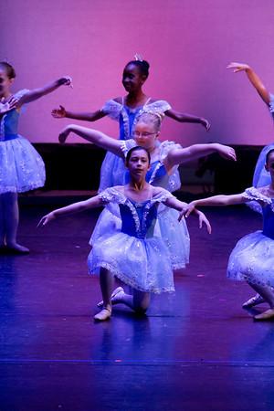 12 Level 2 Ballet