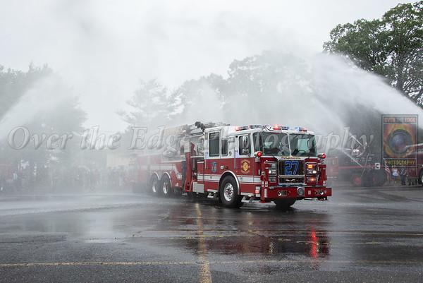 Holbrook Ladder 3-15-27 Dedication & Wetdown 08/29/2021