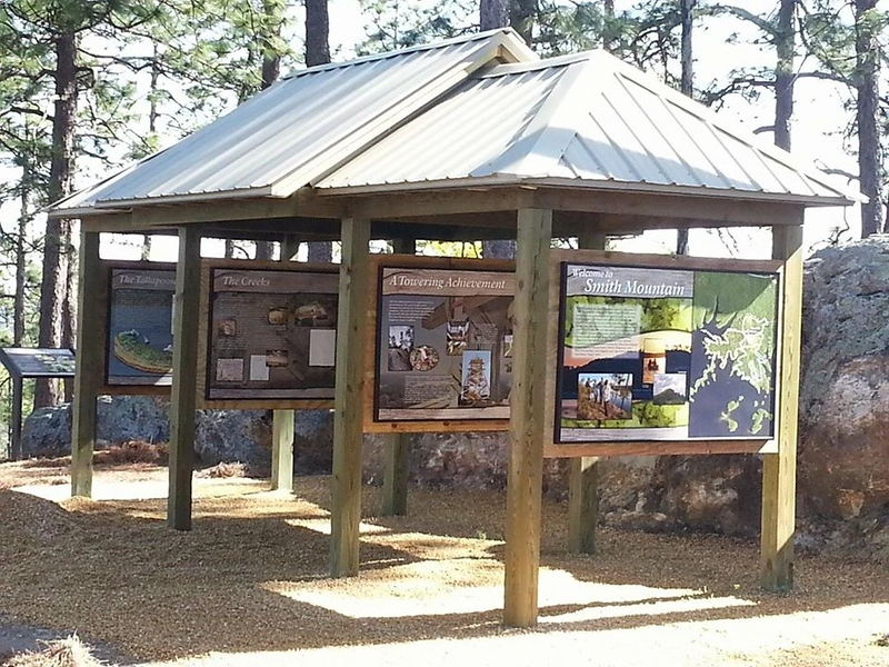 B. Trailside and Trailhead Facilities