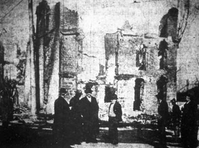 11.5.1909 - Three Mile House, Shillington Borough