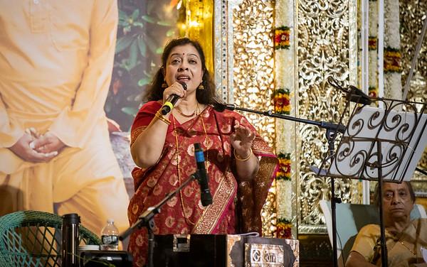 Smita Guha in Concert