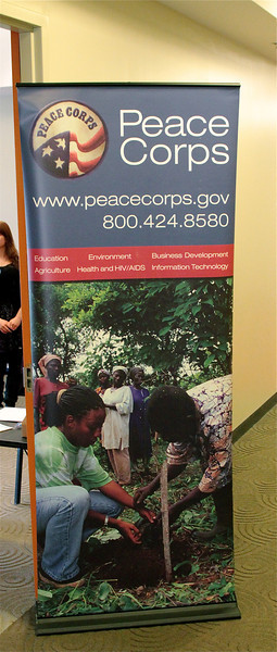 Peace Corps. Open House