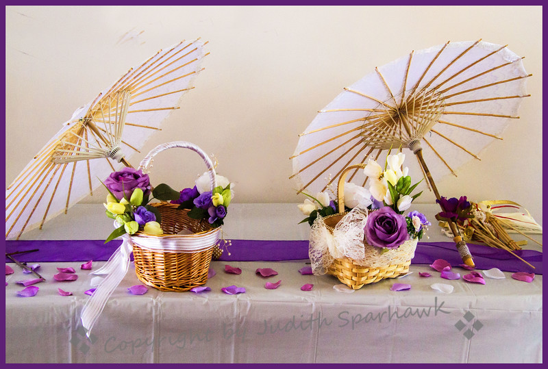 Wedding Decor - Judith Sparhawk
