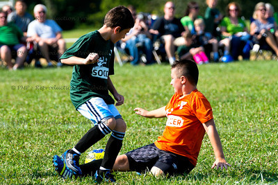 8-10 Orange vs Green