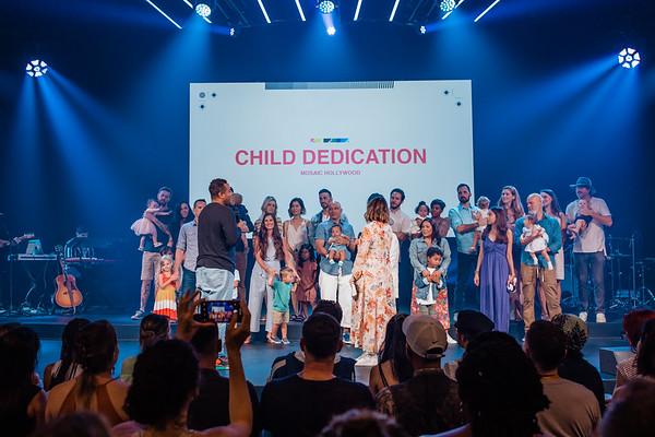 Mosaic Hollywood - Child Dedications 07-14-2019