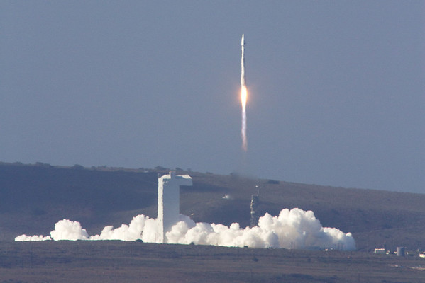 Atlas V -  SLC3E - LandSat Data Continuity Mission (LDCM)