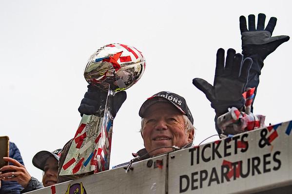 2017 Patriots Victory Parade