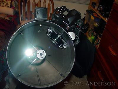 Telescope Tinkering