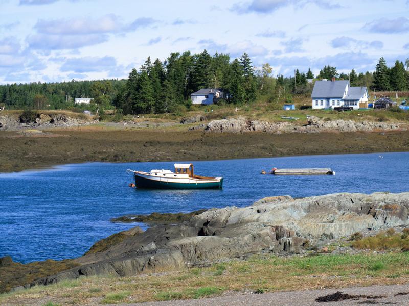 New Brunswick Coast
