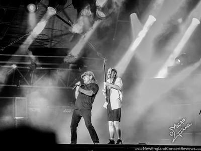 AC/DC at Gillette Stadium - MA