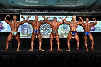 Men's Bodybuilding Masters 35+ LHW