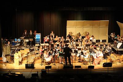 Spring Raider Band Concert, TASD Auditorium, Tamaqua (4-26-2012)